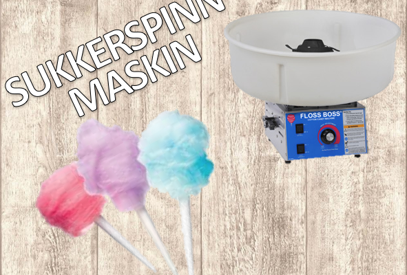 Fairy floss machine picture